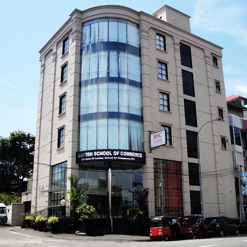 British School of Commerce (BSC) • Home